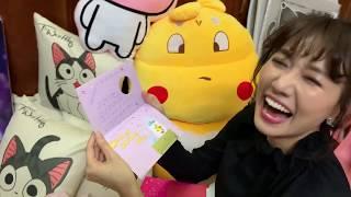 Hari bất ngờ khi khui quà sinh nhật từ Fan | Phần 1