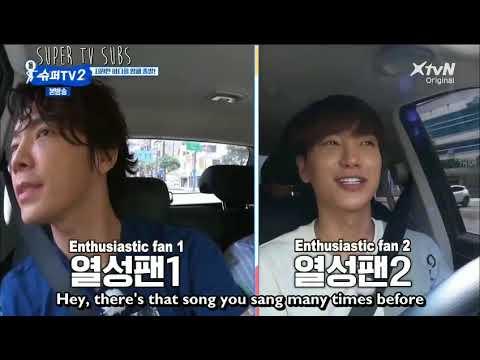 Super tv S2/Eps 11/Leeteuk Siwon Donghae Eunhyuk & Ryeowook arrived at Jeju