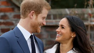 Prince Harry and Meghan Markle make first royal outing