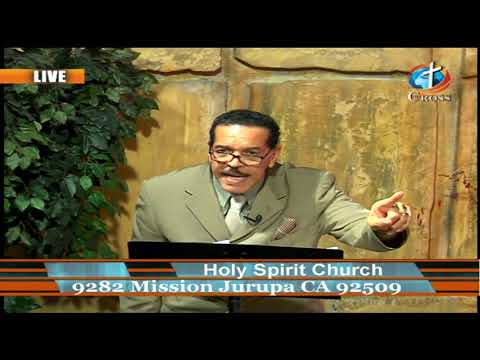 Pastor Mark Banks Church Holy Spirit (The Hosea Paradign) 09-24-2020