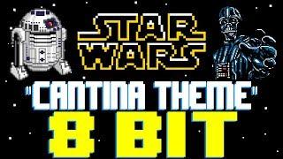 Cantina Theme [8 Bit Tribute to John Williams] - 8 Bit Universe