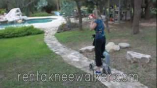 knee-walker-videos