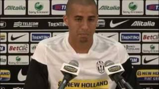 """13/08/2009 - Trezeguet: """"La scelta migliore che potevo fare? Restare alla Juve"""""""