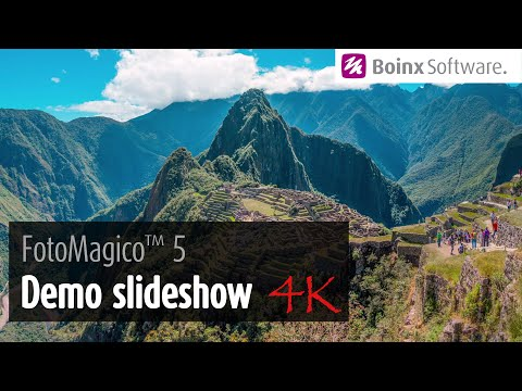 FotoMagico 5 – Demo Slideshow 4K