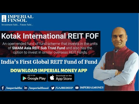 Want to Invest in Global Properties? India's first international REIT fund of funds