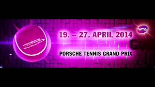 Players Presentation 2014 - Porsche Tennis Grand Prix