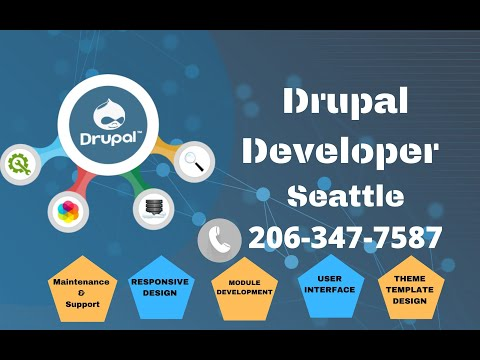 Drupal Developer Seattle | (206-347-7587) | Drupal Development Company