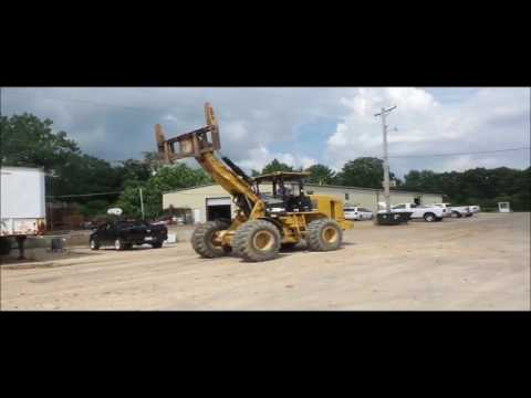 2005 Caterpillar 924G wheel loader for sale | no-reserve Internet auction August 25, 2016