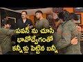 Allu Arjun arrives at Film Chamber to support Pawan Kalyan
