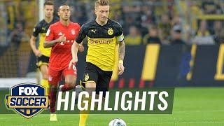 90 in 90: Borussia Dortmund vs. Bayern Munich | 2019 DFL-Supercup Highlights
