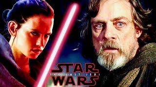 What Luke Skywalker Fears and Why He Won't Train Rey - The Last Jedi Trailer Explained