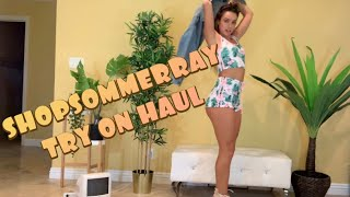 try on haul | Sommer Ray Collection