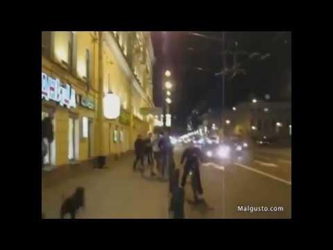 Esto solo pasa en Rusia