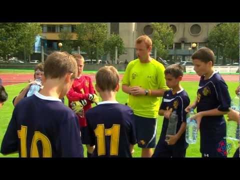 Team UK Elite Trailer