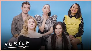 How Well Does The Cast of 'Pretty Little Liars: The Perfectionists' Know The Original Series?