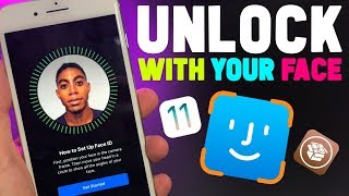 How to Get Face ID on ANY iPhone! (8 and Older) | Jailbreak iOS 11.3.1 - 11.4 b3