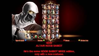 Mortal Kombat 9 Komplete Edition - PC All Fatalities Best
