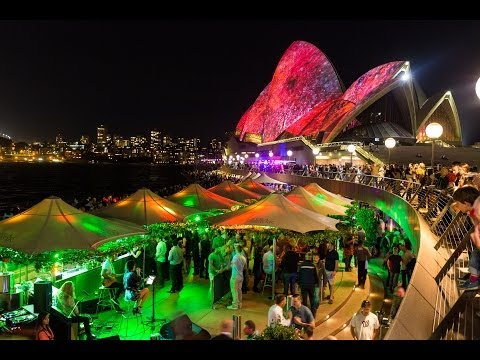 Vivid festival, Sidnej