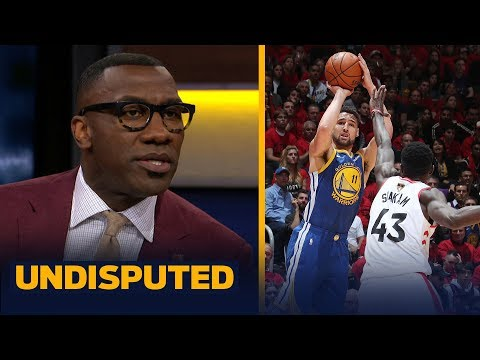 Skip and Shannon react to the Warriors' 109-104 win in Game 2 vs. Raptors | NBA | UNDISPUTED