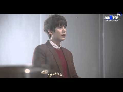 [SuJu Team@360Kpop][Vietsub+Kara] KyuHyun - At Gwanghwamun