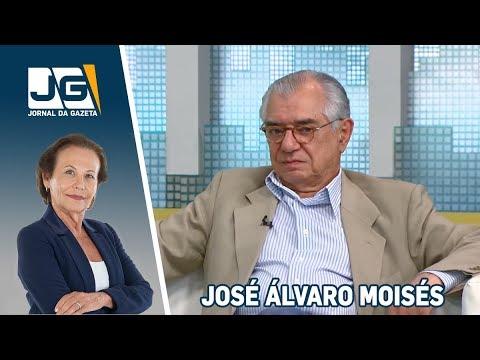 José Álvaro Moisés, cientista político, fala sobre as eleições