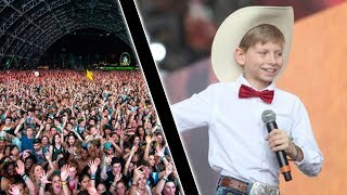 Yodeling Kid's Heartwarming COACHELLA Performance
