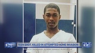 16-year-old Durham home invasion suspect shot and killed
