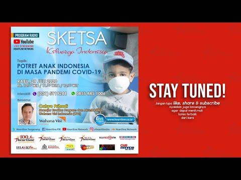 Heartline FM: Potret Anak Indonesia di Tengah Pandemi