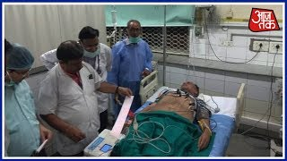 Delhi Health Minister Satyendar Jain's Condition Stable