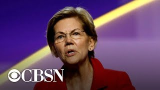 2020 Daily Trail Markers: Warren unveils Native American policy proposals