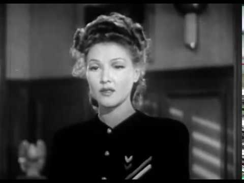 Film Noir Crime Thriller - Lady in the Death House (1944)