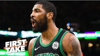 Should Kyrie Irving's injury history concern teams in free agency? | First Take