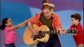 "Music for Aardvarks ""Grumpy"" as seen on Nick Jr. TV"