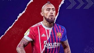 Arturo Vidal · WELCOME TO BARCELONA · GOALS, passes and skills   Football BR