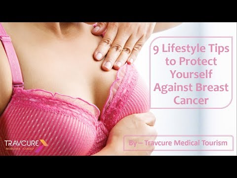 9 Lifestyle Tips to Protect Yourself Against Breast Cancer
