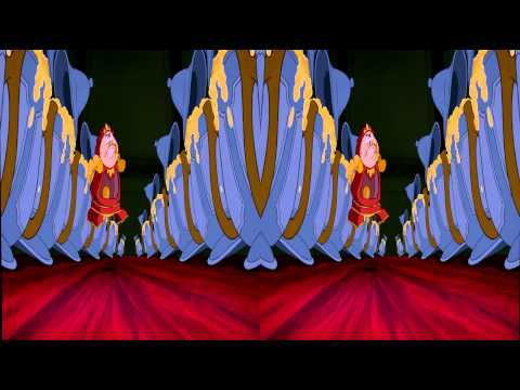 Beauty And The Beast 3D - The Dinner