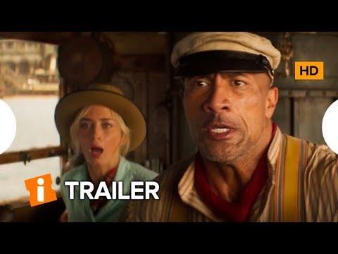 Jungle Cruise   Teaser Trailer Legendado