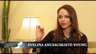 """LRT """"Gyvenimas"""" – pirmasis Evelinos Anusauskaitės interviu po pusantrų metų tylos (reportažas)"""