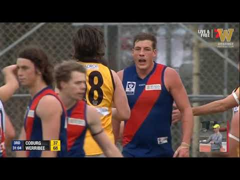 Round 18 highlights: Coburg vs Werribee