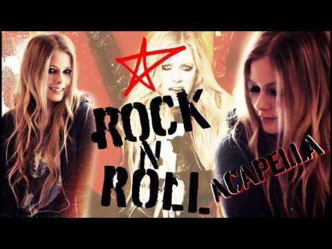 Baixar Avril Lavigne - Rock N Roll (Official acapella)