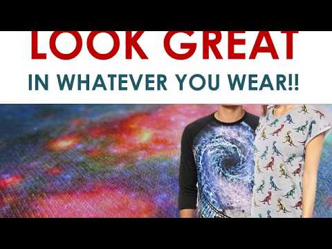 Get The Sublimated Look with Oasis Sublimation