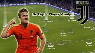 Matthijs de Ligt - Player Analysis - Welcome to Juventus