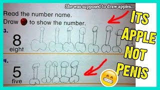 FUNNIEST KID TEST ANSWERS #4