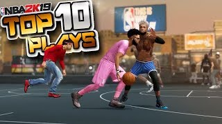 NBA 2K19 TOP 10 Plays Of The Week #7 - WTFs, Double Ankle Breakers & More