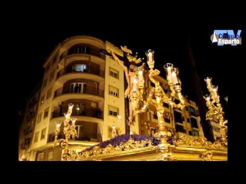 Salida Extraordinaria del Cristo de Jerusalén y Buen Viaje de Huelva