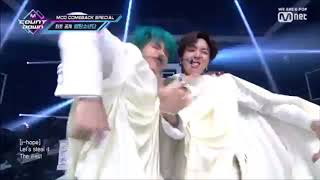 [BTS - Make It Right + Dyonisus + Boy with Luv] Comeback Special Stage | M COUNTDOWN 190418 EP.615