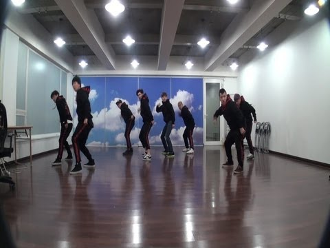 TVXQ! 동방신기 'Humanoids' Dance Practice