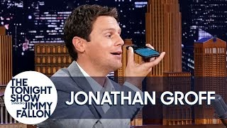 Jonathan Groff Sings a Voice Memo as Frozen's Kristoff for Jimmy's Kids (Full Version)