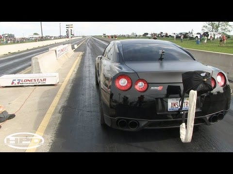 World Record GTR - 8.63@172mph - TX2K12