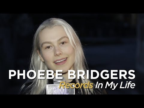 Phoebe Bridgers on Records In My Life (2018 interview)